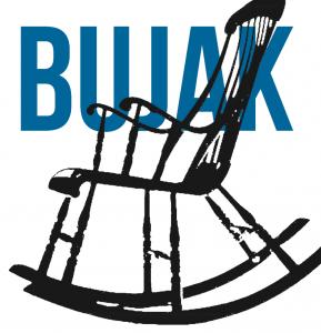 Bujak (pol.): Schaukelstuhl